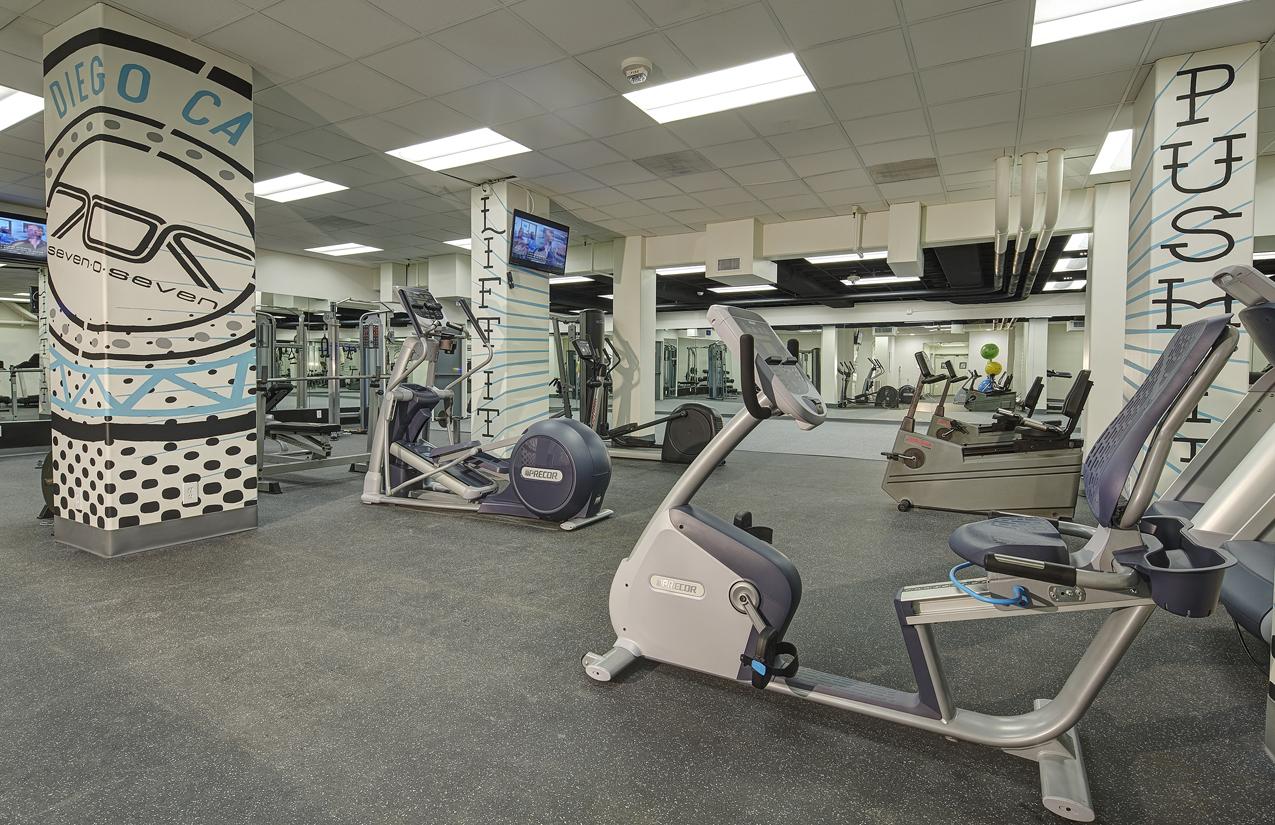 707 Gym Renovation